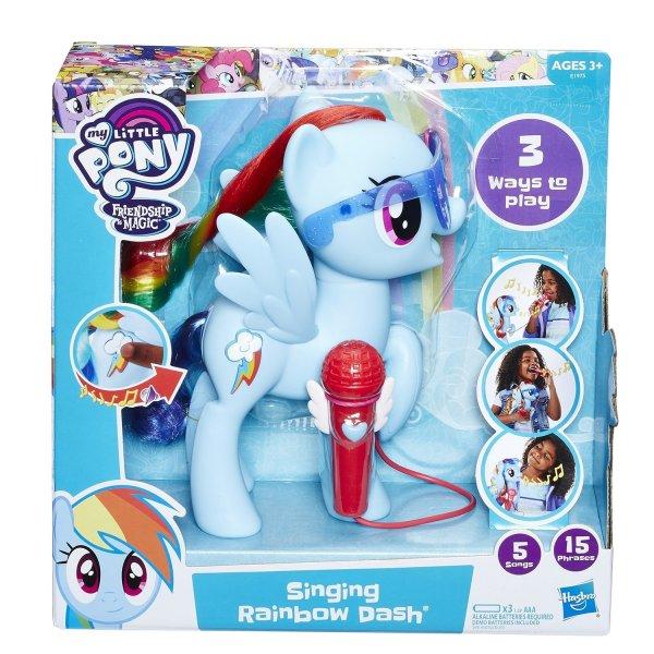 E1975 Игрушка My Little Pony Поющая Радуга