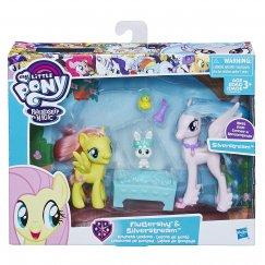 My Little Pony Fluttershy & Silverstream Kindness Lesson Флатершай и Сильверстрим