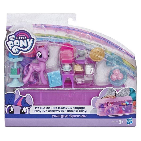 E5020/E4967 Набор игровой My Little Pony Возьми с собой Твайлайт Спаркл