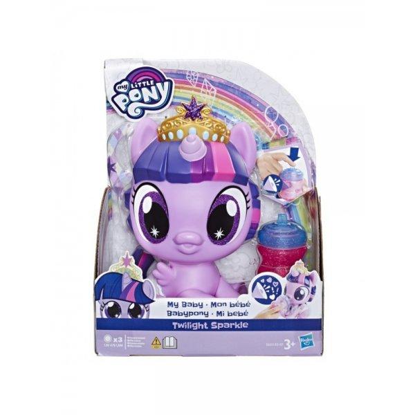 E6551/E5107 Hasbro My Little Pony Май Литл Пони Игрушка Пони Малыш Сумеречная искорка