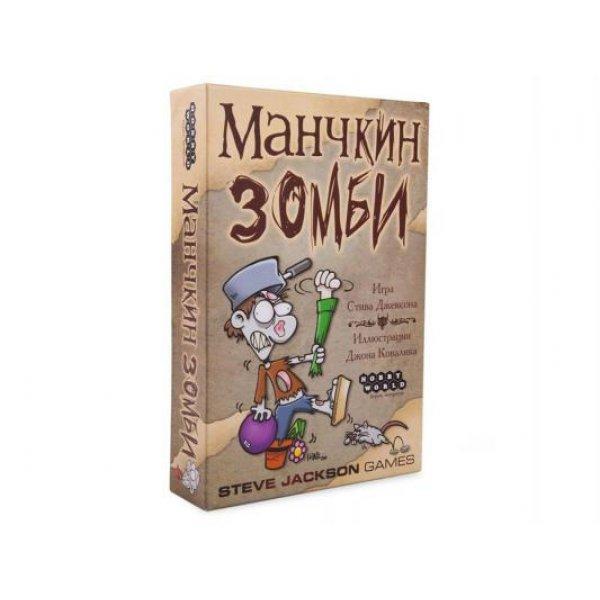 Игра настольная МФ Манчкин. Зомби