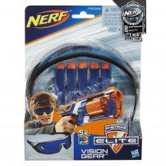 Очки и стрелы Nerf Элит (A5068)