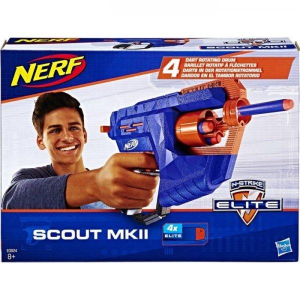 Бластер Нерф Элит Скаут (Nerf Elite Scout) E0824