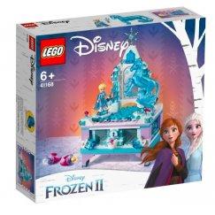 Набор лего - Конструктор LEGO Disney Princess 41168 Frozen II Шкатулка Эльзы