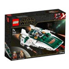 Набор лего - Конструктор LEGO Star Wars 75248 Episode IX Звёздный истребитель Повстанцев типа А