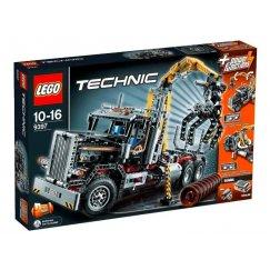 Набор лего - Электромеханический конструктор LEGO Technic 9397 Лесовоз