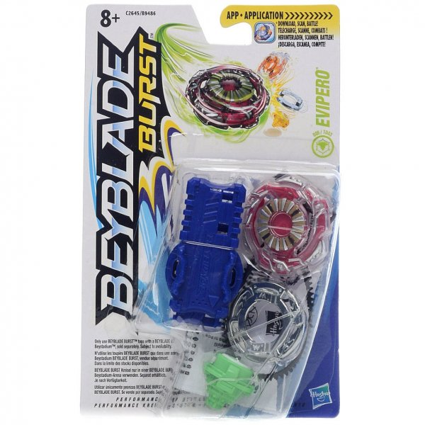 Bey Blade B9486 C2645 Игрушка-волчок c пусковым механизмом Hasbro Beyblade (Бейблейд)