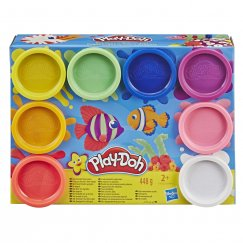 Набор пластилина Play-Doh 8 цветов «Радуга»
