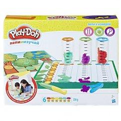 Масса для лепки Play-Doh Сделай и измерь (B9016)