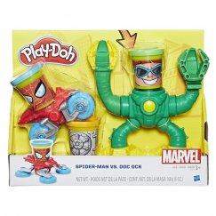 Масса для лепки Play-Doh Человек-паук (B9364)