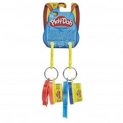Набор игровой Play-Doh Масса для лепки Два брелка