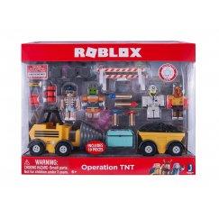 Большой игровой набор Roblox Operation TNT