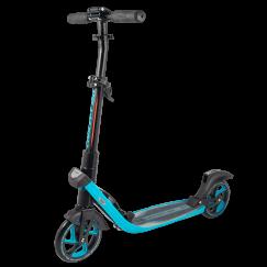 Самокат Tech Team 180 Concept 1/2 черно-голубой 2019