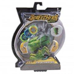 Screechers 34826 Интерактивная игрушка трансформер РОСМЭН Дикие Скричеры. Линейка 2. Гейткрипер