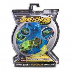 Интерактивная игрушка трансформер РОСМЭН Дикие Скричеры. Линейка 1. Думкролер (35886)
