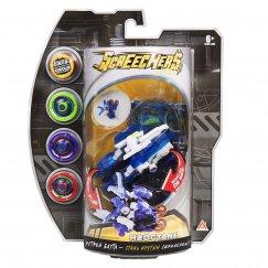 Машинка-трансформер Screechers Wild Дикие Скричеры H2Октан л3 35896