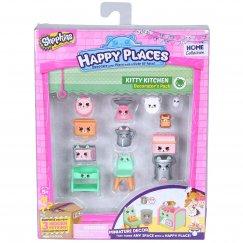 Игровой набор Moose Счастливые места - Кухня с котятами