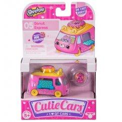 Кукла Shopkins Cutie Cars машинка с фигуркой, 1 сезон в ассортименте