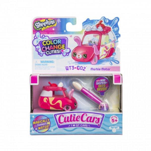 Shopkins 57402 Куклы Shopkins Мини-машинка с кисточкой Меняем цвет Мусс-мобиль