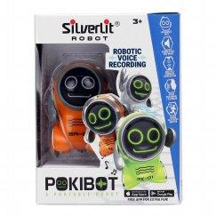 Интерактивная игрушка робот Silverlit Pokibot Круглый (в ассортименте)