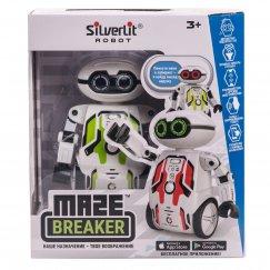 Интерактивная игрушка робот Silverlit Maze Breaker (Красный)