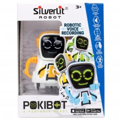 Робот Silverlit Покибот Желтый 88529-12