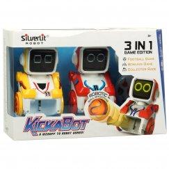 Игрушка Робот футболист Кикабот Двойной набор Silverlit