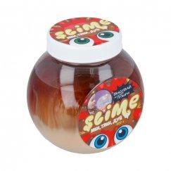 Тянущийся слайм Slime Mega Mix, мороженое + клубника + кола, 500 гр