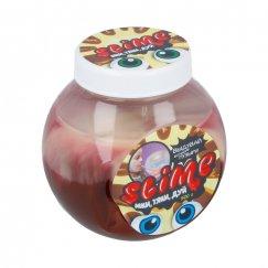 500 грамм SL-S500-8 Тянущийся слайм Slime Mega Mix, мороженое + шоколад, 500 гр.