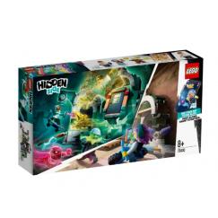 Конструктор LEGO Hidden Side 70430 Метро Ньюбери