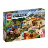 Набор лего - Конструктор LEGO Minecraft 21160 Патруль разбойников