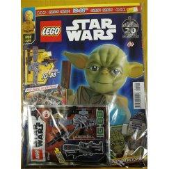Журнал LEGO Звёздные войны выпуск №6 2019