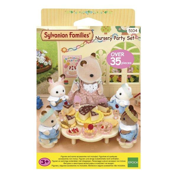 Игровые наборы 5104 Игровой набор Sylvanian Families Праздник в детском саду