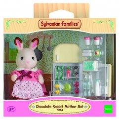 5014/2202 Sylvanian Families Мама кролик и холодильник