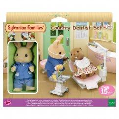 5095/2817 Игровой набор Sylvanian Families Кролик-стоматолог