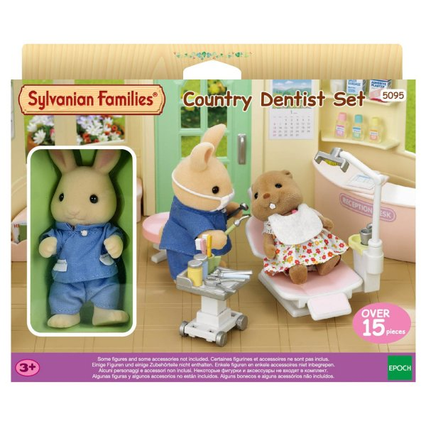 Больница 2817/5095 Кролик-стоматолог 5095/2817