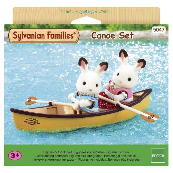 2883/5047 2883/5047 Набор Sylvanian Families Лодка