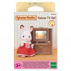 4264/2924 Набор Sylvanian Families Цветной телевизор