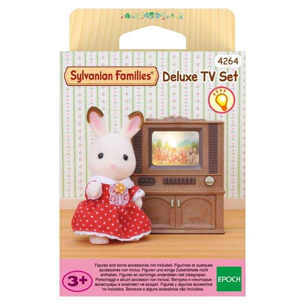 4264/2924 4264/2924 Набор Sylvanian Families Цветной телевизор