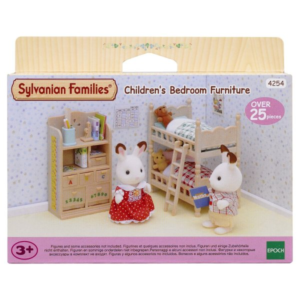 4254/2926 4254/2926 Sylvanian Families Детская комната