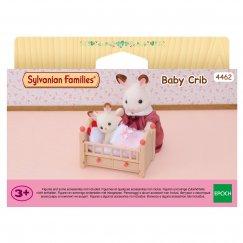 4462/2929 Игровой набор Sylvanian Families Детская кроватка