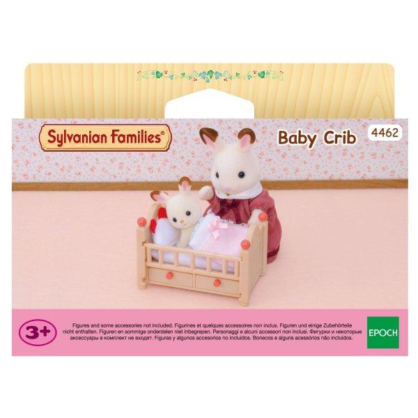 Мебель и аксессуары 2929/4462 Sylvanian Families Детская кроватка 2929
