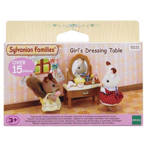 2936/5031 Игровой набор Sylvanian Families Туалетный столик 2936/5031