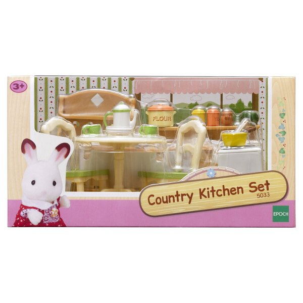 5033/2951 Игровой набор Sylvanian Families Кухня в коттедже 2951