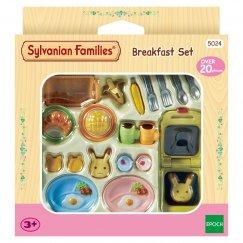 5024/2956 Игровой набор Sylvanian Families Завтрак