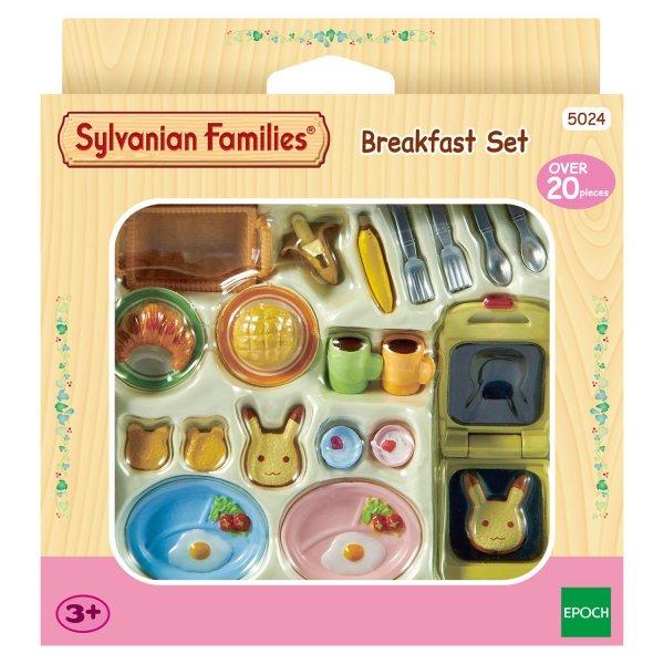 5024/2956 5024/2956 Игровой набор Sylvanian Families Завтрак