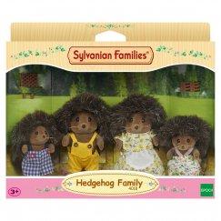 3122/4018 Sylvanian Families Семья ёжиков