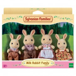4108/3144 Sylvanian Families Семья молочных кроликов