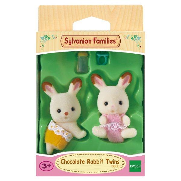 3217/5080 3217/5080 Sylvanian Families Шоколадные кролики-двойняшки