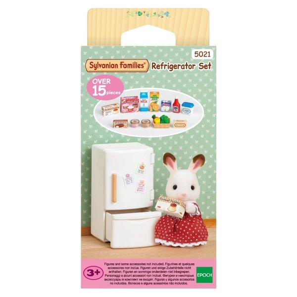5021/3566 5021/3566 Sylvanian Families Холодильник с продуктами